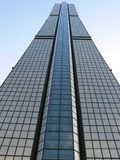 Skyscraper in Seoul. Skyscraper - DLI 63 building, Yeouido, Seoul, South Korea Stock Photos