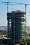 Skyscraper in Seville Royalty Free Stock Photos