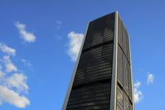 Skyscraper - Stock Exchange in Montreal Stock Photography
