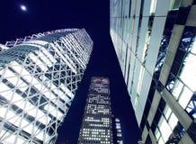 Skyscraper in Tokyo Stock Image