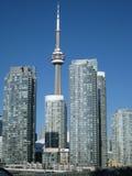 Skyscraper in Toronto Stock Images