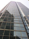 Skyscraper in Toronto. In Canada Royalty Free Stock Image