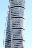 Skyscraper Turning Torso, Malmö, Sweden Stock Photo