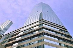 Skyscraper in urban Stock Photos