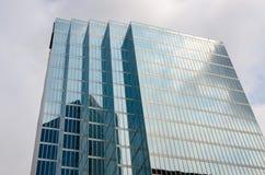 Skyscraper in Vancouver Stock Image