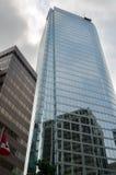 Skyscraper in Vancouver Stock Photo