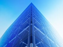 Skyscraper walls Royalty Free Stock Photo