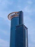 Skyscraper in the Westend of  Frankfurt, Germany Stock Image