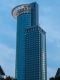Skyscraper in the Westend of  Frankfurt, Germany Stock Photos