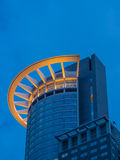 Skyscraper in the Westend of  Frankfurt, Germany Stock Images