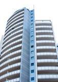 Skyscraper on white Stock Image