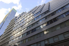 Skyscraper windows Stock Image
