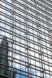 Skyscraper windows Royalty Free Stock Images