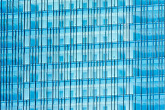 Skyscraper Windows Abstract Stock Photo