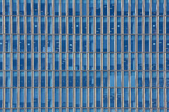 Skyscraper windows detail Stock Images