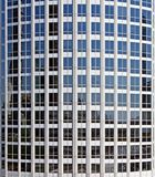 Skyscraper windows Royalty Free Stock Image