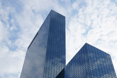 Free Skyscraper With Glass Facade Royalty Free Stock Images - 52099059