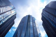 Free Skyscrapers Royalty Free Stock Photos - 14167018