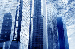 Skyscrapers Stock Photography