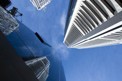Skyscrapers Stock Images