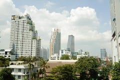 skyscrapers of Bangkok Royalty Free Stock Image