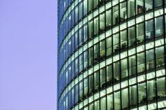 Skyscrapers- Berlim, Alemanha Foto de Stock