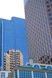 Skyscrapers in Boston Stock Photo