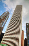 Skyscrapers in the downtown Chicago, Illinois Stock Photo
