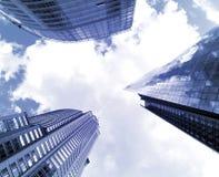 Skyscrapers Downunder Stock Image