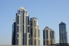 Skyscrapers in Dubai Stock Image