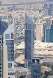 Skyscrapers in Dubai. UAE. Stock Photography