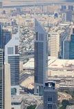 Skyscrapers in Dubai. UAE. Stock Photography
