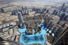Skyscrapers in Dubai. UAE. Stock Image