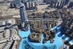 Skyscrapers in Dubai. UAE. Stock Photos