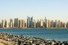 Skyscrapers, Dubai, United Arab Royalty Free Stock Photo