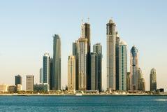 Skyscrapers, Dubai, United Arab Royalty Free Stock Photos