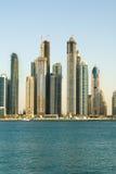Skyscrapers, Dubai, United Arab Royalty Free Stock Images