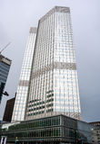 Skyscrapers in Frankfurt am Main Stock Photo