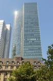 Skyscrapers of Frankfurt am Main Royalty Free Stock Image