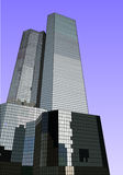 Skyscrapers. Image of skyscrapers in perspective Stock Photography