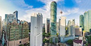 Free Skyscrapers In Kuala Lumpur, Malaysia City Center Skyline Stock Image - 139045971