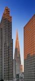 Skyscrapers In San Francisco Stock Photos