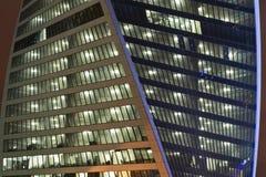 Skyscrapers International Business Center Stock Photo