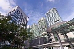 Skyscrapers of Kuala Lumpur Stock Image
