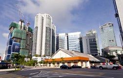 Skyscrapers of Kuala Lumpur Royalty Free Stock Photos