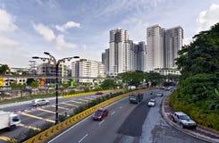 Skyscrapers of Kuala Lumpur Royalty Free Stock Photo