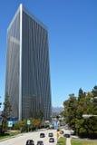 Skyscrapers of LA city Stock Image