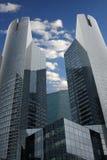 Skyscrapers in La Defense, Paris Royalty Free Stock Photos