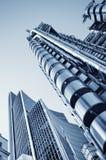 Skyscrapers in London. Stock Photo