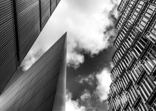 Skyscrapers of London Stock Photography